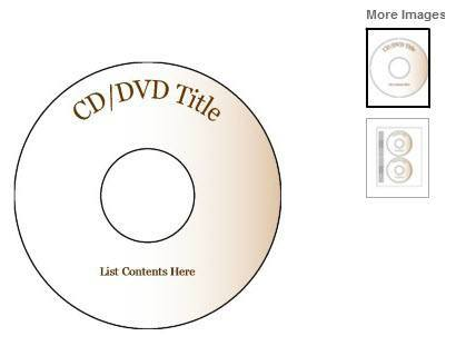 Create Your Own CD and DVD Labels using Free MS Word Templates - Microsoft Word Templates Labels