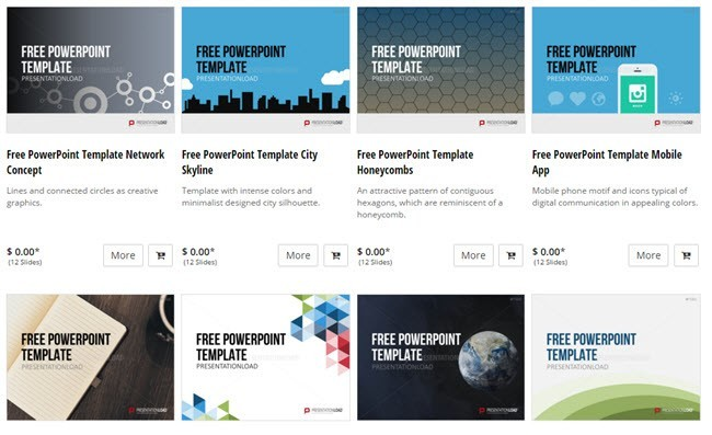 10 Great Websites for Free PowerPoint Templates - download free powerpoint templates