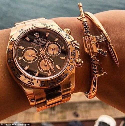 Taylor Gang Iphone Wallpaper Swag Watches Luxury Rolex Girls Image 4236009 By