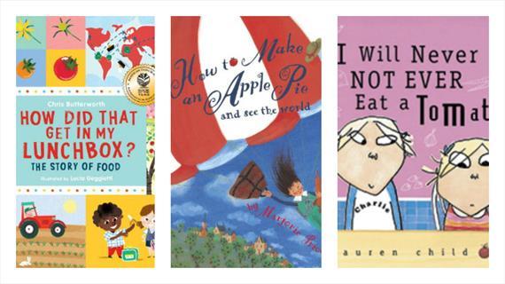 11 Fantastically Fun Children\u0027s Books That Teach Healthy Eating