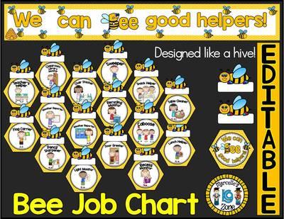 Classroom Job Charts - 38 Creative Ideas for Assigning Classroom Jobs