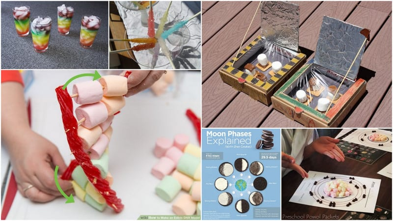 The Best Edible Science Experiments You\u0027ll Actually Want to Eat