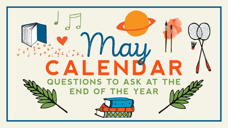 FREE PRINTABLE May School Countdown Calendar - WeAreTeachers