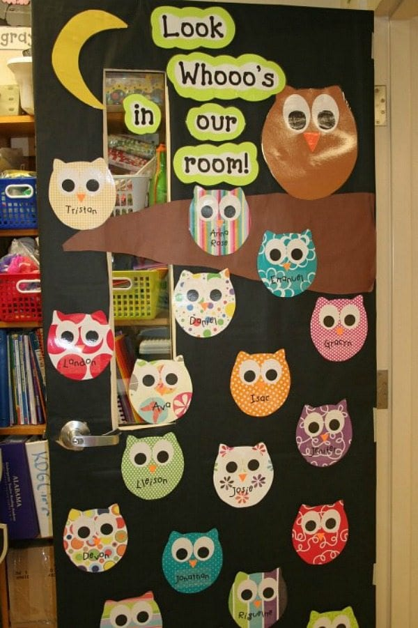 25 Fall Bulletin Boards and Door Decorations for Your Classroom