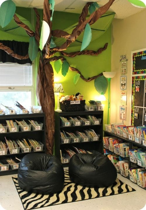 Garderie A 7 Classroom Reading Nooks We Love - 23 Photos To Inspire You