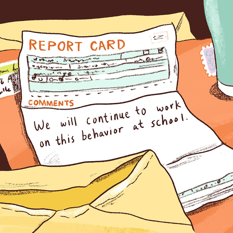 Sample Report Card Comments for Any Teaching Situation