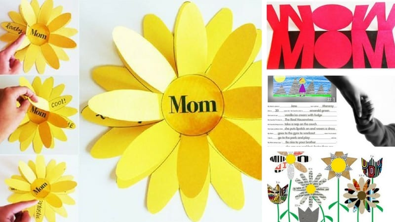 Mother\u0027s Day Crafts for Kids That Teach Important Skills, Too - mother's day