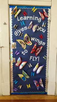 50 Awesome Classroom Doors For Back-To-School