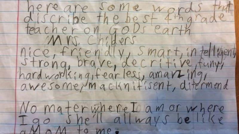 30 Teacher Thank-You Notes That Make It All Worthwhile - WeAreTeachers