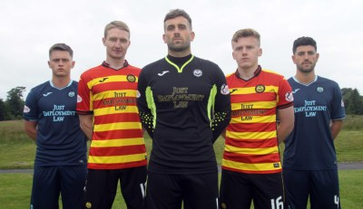 Playing squad update | Partick Thistle FC