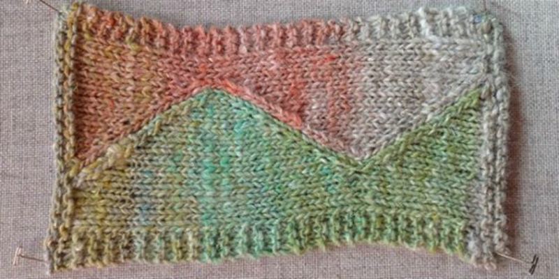 Intarsia Knitting Demystified How to Intarsia Knit - Interweave