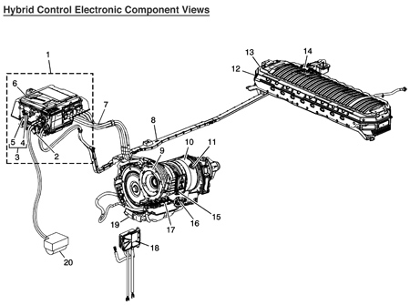 2006 chevy silverado transmission diagram
