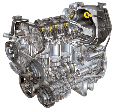 Tech Feature Straight Up Look at the Vortec 3500 Straight-Five Engine