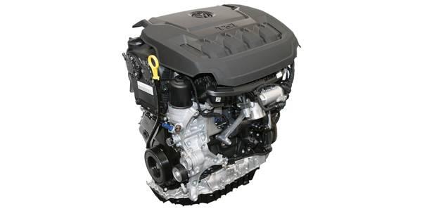 Volkswagen Debuts New 20L TSI Engine - Engine Builder Magazine