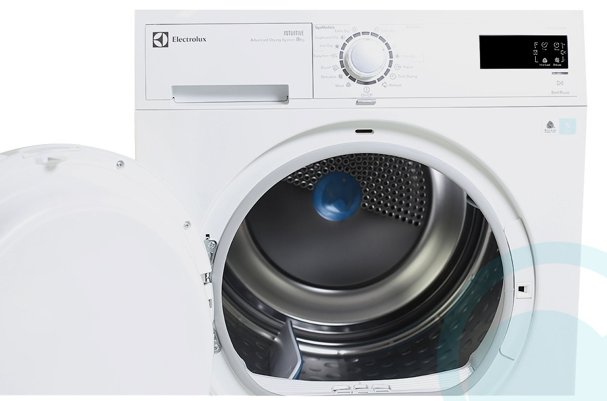 Electrolux Condenser Dryer 8kg Electrolux Condenser Dryer Edc2086pdw Appliances