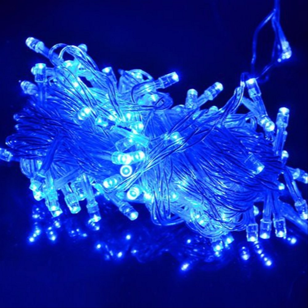 Lampu Led Untuk Kamar Lampu Led Dekorasi Kamar Biru Fairy Light Tumblr Light