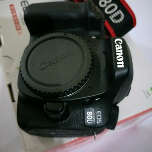 Canon Eos 80D Wifi Body Only