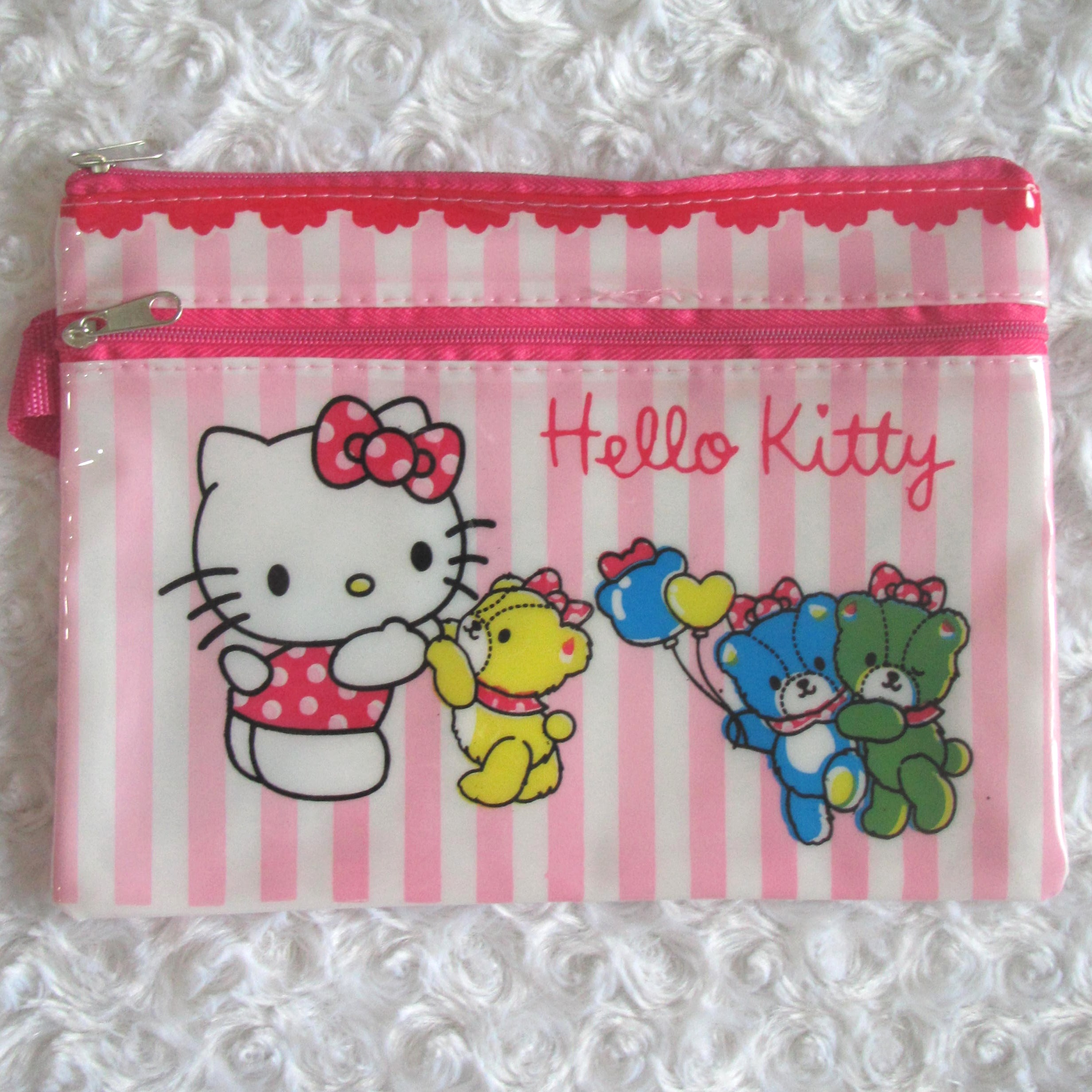 Serba Hello Kitty Jual Dompet Pouch Kosmetik Make Up Makeup Serba Guna Hk Hello