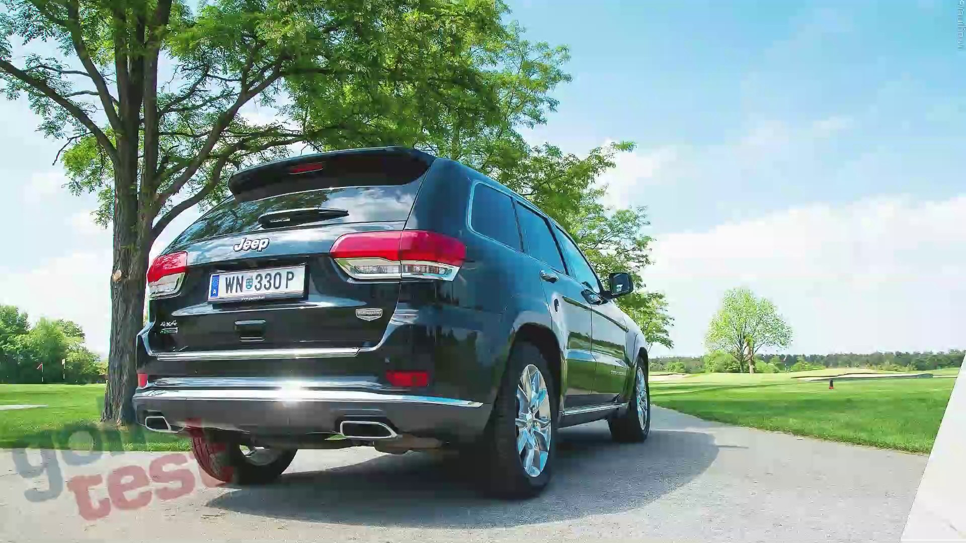 Kindersitz Test Suv Jeep Grand Cherokee Summit Im Test