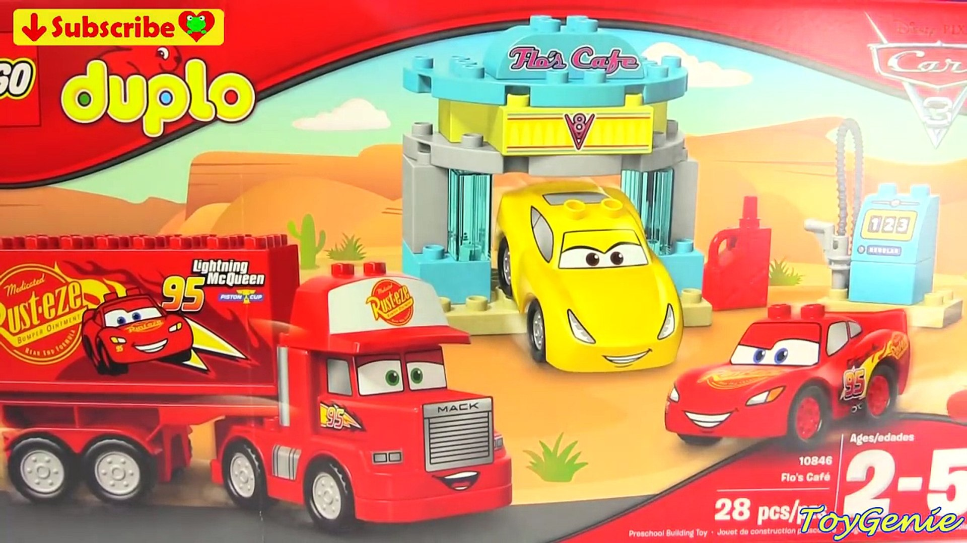 Cars 3 Jackson Storm Jouet Disney Cars 3 Movie Lego Duplo 10846 Lightning Mcqueen Cruz Ramirez Mack Truck Gumball Surprise