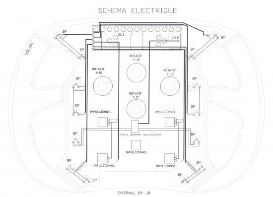 usb schema cablage 2