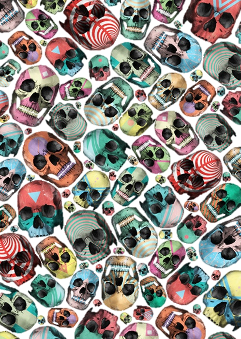 Haunted Mansion Iphone Wallpaper Skull Collage Image 1796292 By Marky On Favim Com