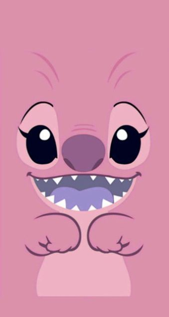 Cute Girl Wallpapers Pinterest Cute Disney Stitch Wallpaper Image 2830573 By