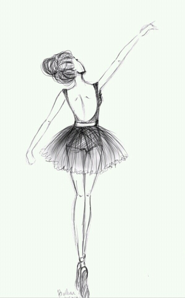 Cute Ballet Wallpapers Ballerina Cool Draw Wallpaper Image 3100952 By