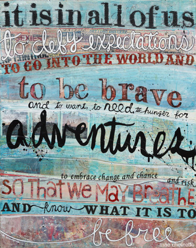 Adventure And Love Quotes