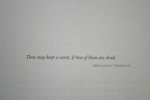 Benjamin Franklin Quotes Wallpaper Abc Family Benjamin Franklin Pretty Little Liars Quote