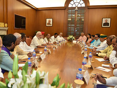 Sting Of Pm Narendra Modi39s Cabinet Reshuffle Lies In