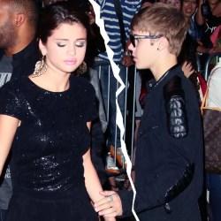 Justin Bieber e Selena Gomez (Foto: Getty Images)