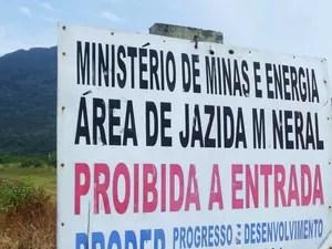 Prodep gerencia a área de extração há mais de 14 anos (Foto: Paulo Flávio / Arquivo Pessoal)