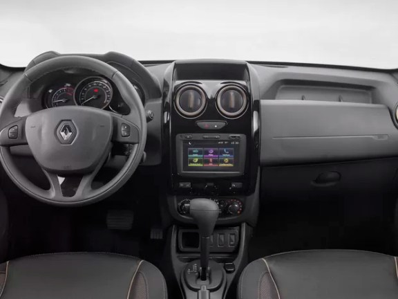 Renault Duster 2016 interior