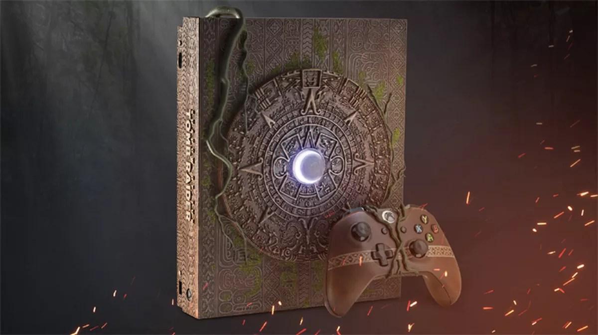 Lg G6 3d Wallpaper Xbox One X Ganha Vers 227 O Especial De Tomb Raider Em A 231 227 O De