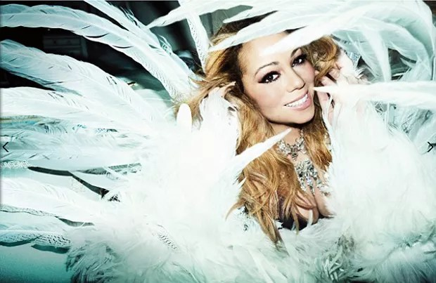 Mariah Carey (Foto: Reprodução/V Magazine)