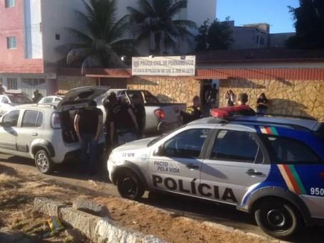 Operação Hades foi deflagrada nesta quinta-feira (21) no Sertão de Pernambuco (Foto: Divulgação/Polícia Civil)