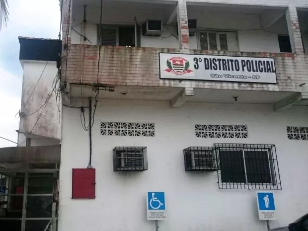 Caso foi encaminhado para o 3º Distrito Policial do município (Foto: Guilherme Lucio da Rocha/G1)