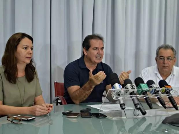 Governo fala em cortes de salários e horários corridos em alguns setores como medida após redução de FPE (Foto: Iryá Rodrigues/G1)
