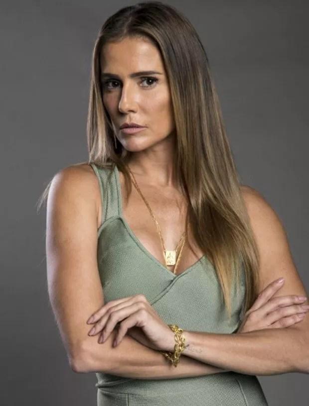Deborah Secco  (Foto: TV Globo)