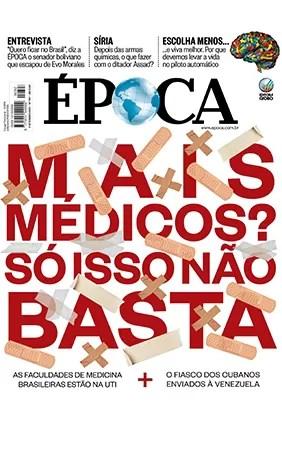 Capa - Edição 797 (HOME) (Foto: ÉPOCA)