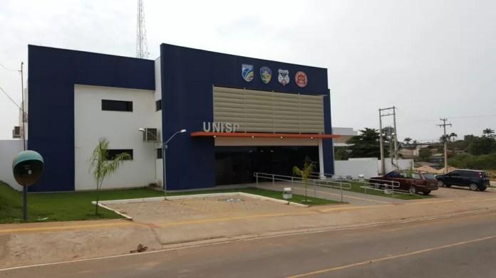 Suspeito recebeu voz de prisão e foi encaminhado à Unisp de Ji-Paraná (Foto: Marco Bernardi/Arquivo Pessoal)