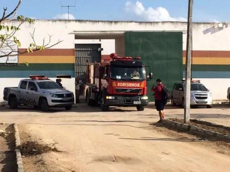 Funase Caruaru (Foto: Itthallyne Marques/TV Asa Branca)