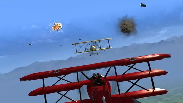 Wings! mistura elementos de simulação com arcade em combates aéreos da Primeira Guerra (Foto: Divulgação/Steam)