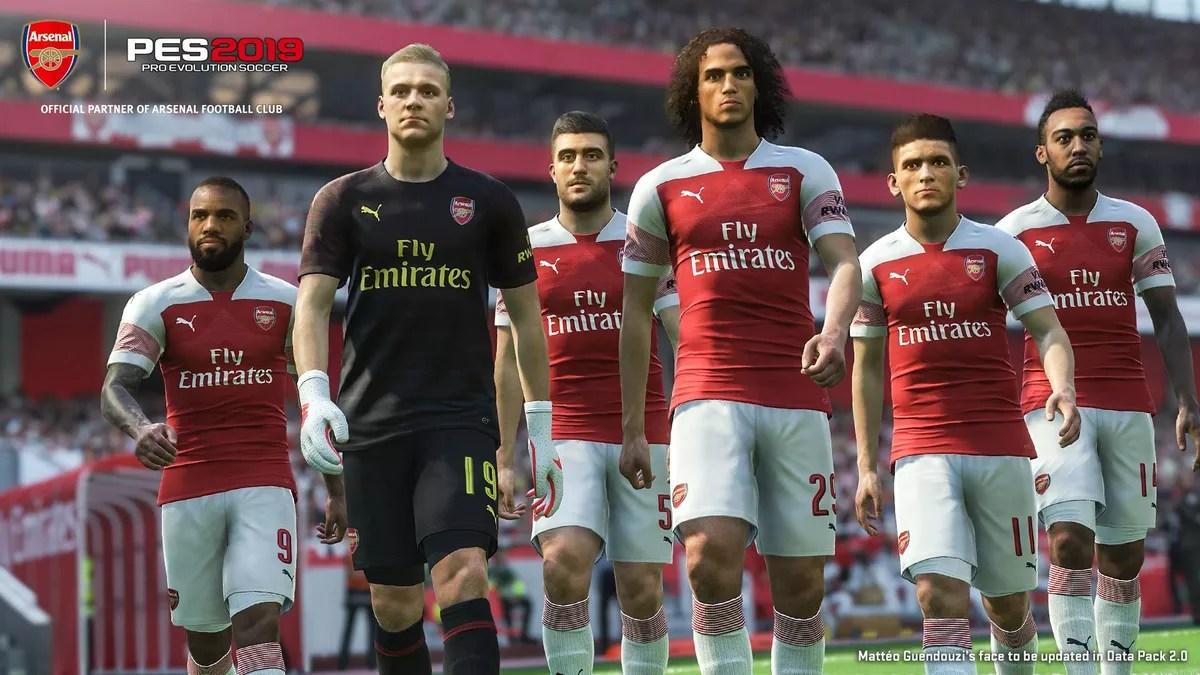 Lg G6 3d Wallpaper Pes 2019 Jogo Ter 225 Gilberto Silva E Lendas Do Arsenal