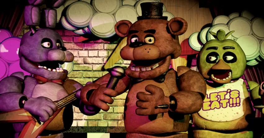 Lg G6 3d Wallpaper Five Nights At Freddy S Descubra Curiosidades Da S 233 Rie De