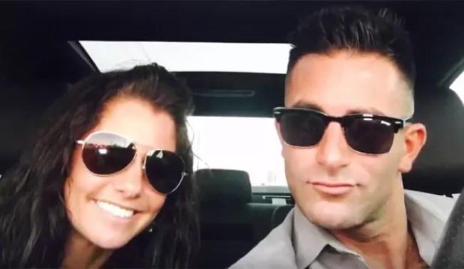 Phillip Panzica e Mistie Bozant iriam se casar no mesmo dia (Foto: Reprodução/YouTube/KTNV Channel 13 Las Vegas)