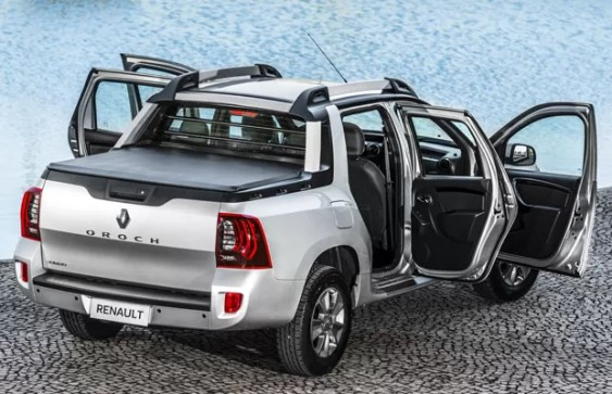 Renault Duster Oroch (2017