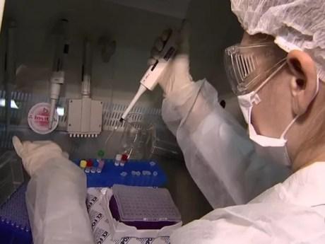 Mais de 500 gestantes passam por exames todos os meses em Jundiaí (Foto: Reprodução/TV TEM)