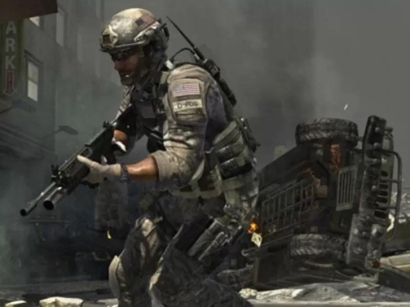 Modern Warfare Wallpaper Hd Papel De Parede Call Of Duty Download Techtudo